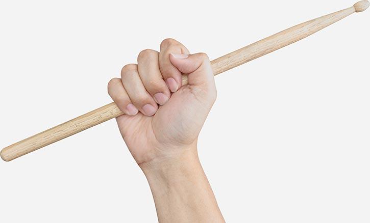 drum-stick-hand